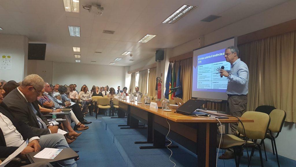 """António Gonçalves - Seminário """"Inovação e Empreendedorismo em Saúde"""" na H-INNOVA – Health Innovation HUB"""